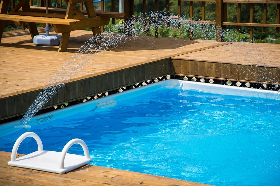 Cloture piscine sécurite