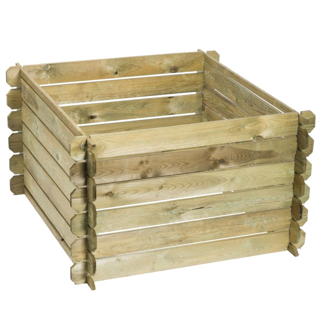 Composteur en bois: une alternative au composteur en plastique?